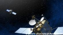 Erster Kommunikationssatellit der Bundeswehr startet