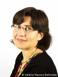Dr. Valérie Masson-Delmotte (Photo credit: Valérie Masson-Delmotte)