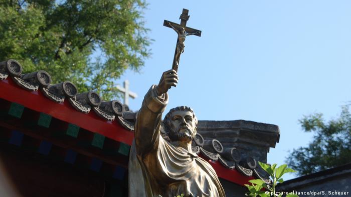 China Peking Südkathedrale