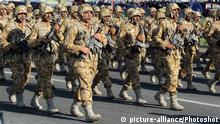 Militärparade in Katar  