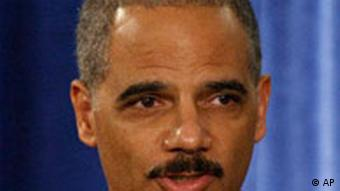 US-Justizminister Eric Holder (Archivfoto: ap)