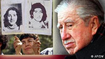 Der frühere chilenische Diktator Augusto Pinochet (Foto: AP)