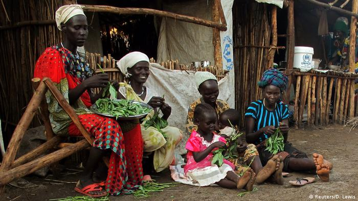 sind Äthiopien Gambella Flüchtlingscamp (Reuters/D. Lewis)