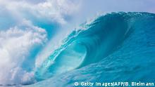 Die gefährlichsten Surforte der Welt Banzai Pipeline Oahu Hawaii