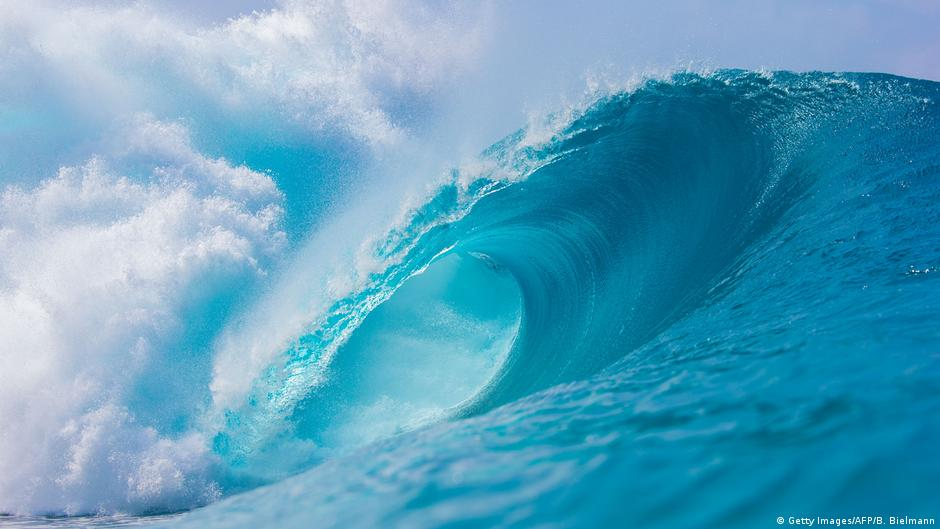 Surfing In The Big Island Of Hawaii