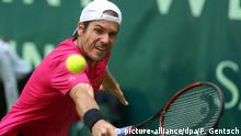 ATP-Turnier Tennis in Halle Tommy Haas (picture-alliance/dpa/F. Gentsch)