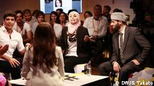 Shababtalk with Jaafar Abdul Karim: Does the Arab world need a women's rights revolution? (DW/S. Takato)