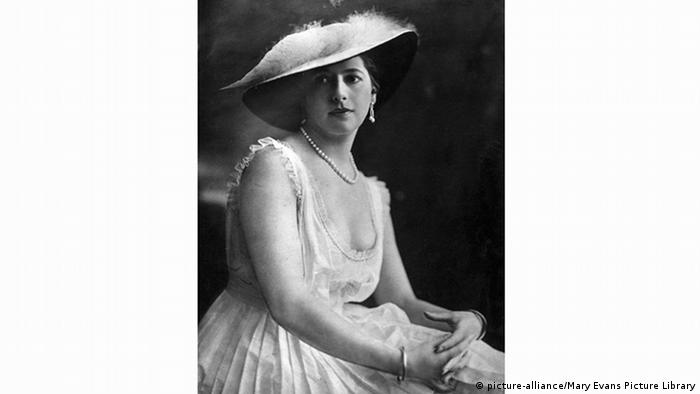 Mata Hari, dancer, courtesan and possible spy (picture-alliance/Mary Evans Picture Library)