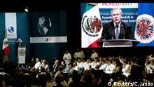 Mexiko Organisation Amerikanischer Staaten | Generalversammlung