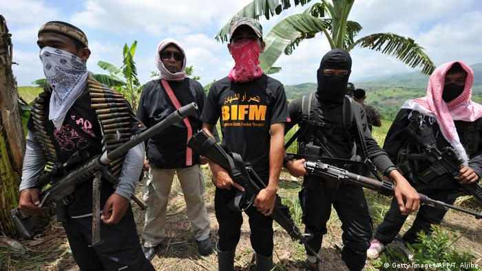 Philippinen Islamistische Rebellengruppe BIFF (Getty Images/AFP/T. Aljibe)