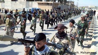 Irak - Schiitische Badr Truppen