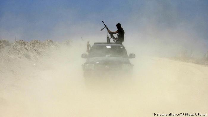 Irak Bagdad - Badr Truppen