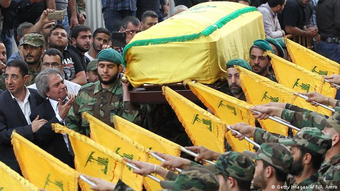 Libanon Beirut - Mustafa Badreddine in Syrien getötet (Getty Images/AFP/A. Amro)