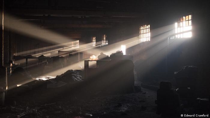 Die Flüchtlingslage in Serbien (Edward Crawford)