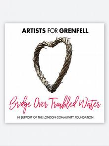 "CD Cover Artists for Grenfell: ""Bridge Over Troubled Water"""