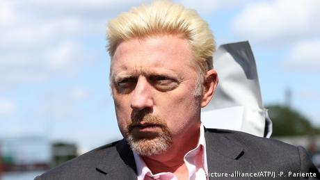 BORIS BECKER French Open 2017 - Männer Finale (picture-alliance/ATP/J.-P. Pariente)