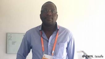 Jeremias Langa, Journalist Soico - Global Media Forum