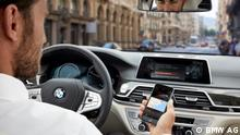 BMW Connected Drive - Digitalisierung des Autos