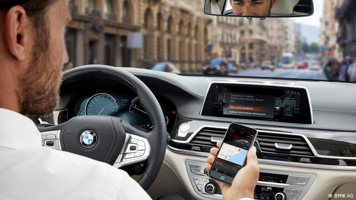 BMW Connected Drive - Digitalisierung des Autos (BMW AG)