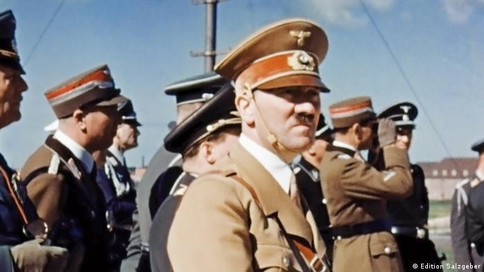 Hitler (Quelle: Edition Salzgeber)