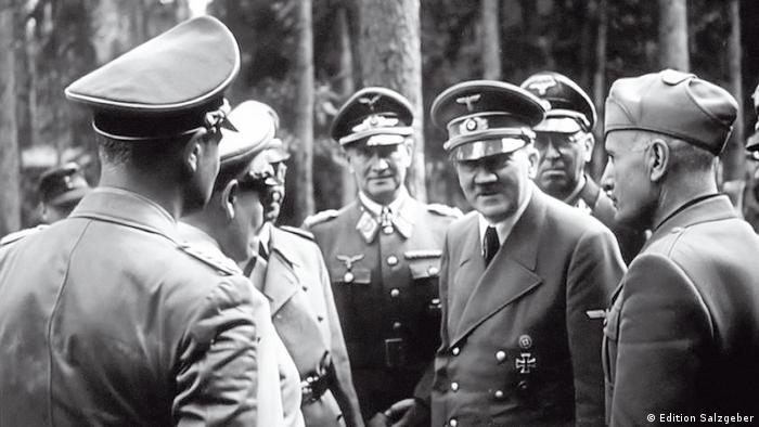 Historische Aufnahmen - Wer war Hitler
