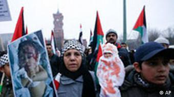 تظاهرات علیه جنگ غزه در آلمان