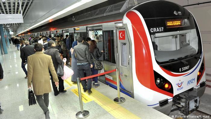 Istanbul U-Bahn Metro