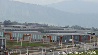 Äthiopien Industriepark Hawassa