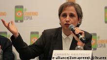 Mexiko Ausspähen von Journalisten via Smartphone und E-mails Carmen Aristegui
