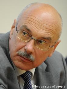 Russland Diplomat Wladimir Woronkov
