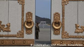 China North Korea Youth Tours (picture-alliance/AP Photo/D. Guttenfelder)