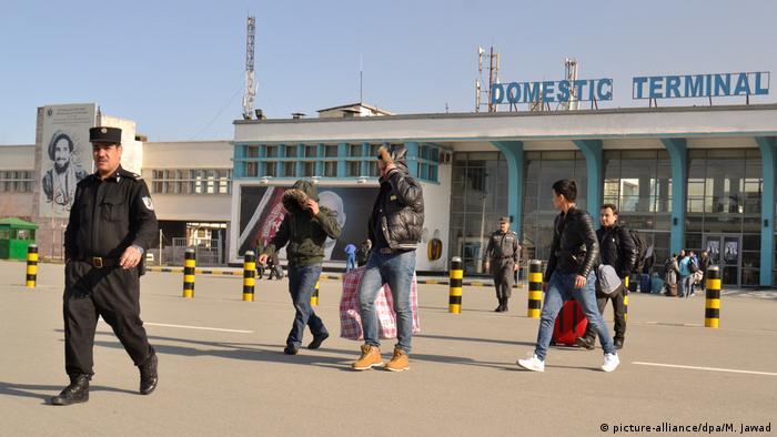 Afghanistan Kabul Abschiebung aus Deutschland