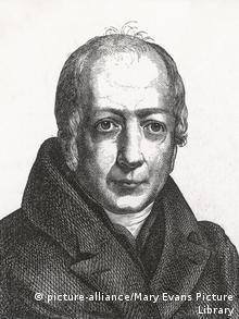 Wilhelm von Humboldt preußischer Gelehrter (picture-alliance/Mary Evans Picture Library)