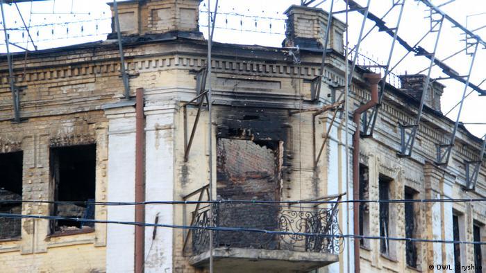 Часом власники просто чекають руйнування історичної будівлі, яка їм заважає