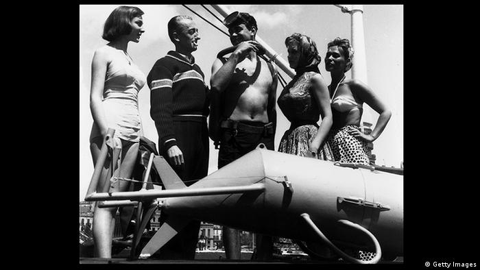 Cousteau Party (Getty Images)
