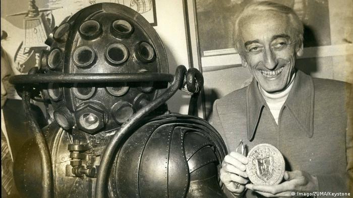 Frankreich Jacques Cousteau und seine Erfindungen (Imago/ZUMA/Keystone)