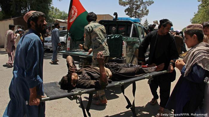 Afghanistan Anschlag in Lashkar Gah