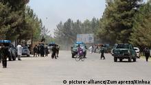 Afghanistan Anschlag in Lashkar Gah, Helmand