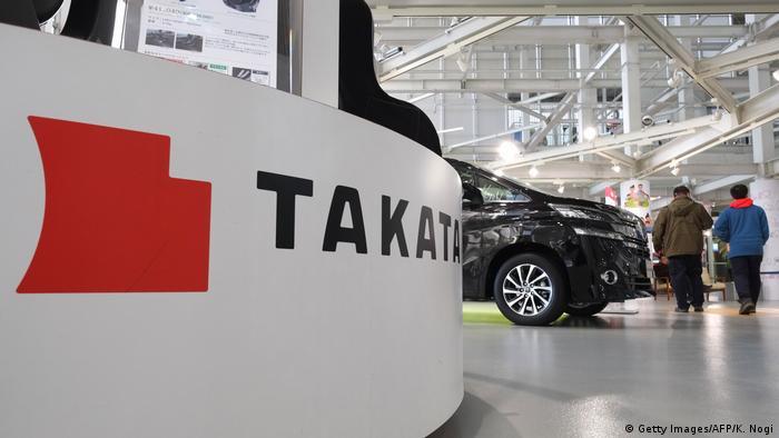 Takata Airbag-Hersteller