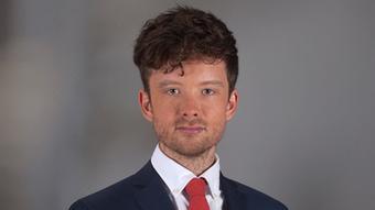Picture of DW's Ukraine correspondent Nick Connnolly
