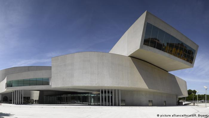 Rome's National Museum of Contemporary Art (picture alliance/Arcaid/R. Bryant)