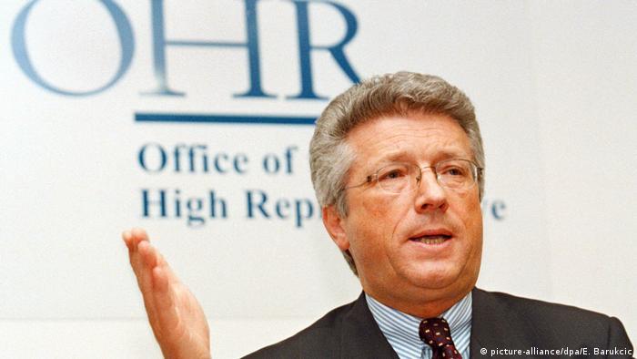 Bosnien-Herzegowina Wolfgang Petritsch 2001