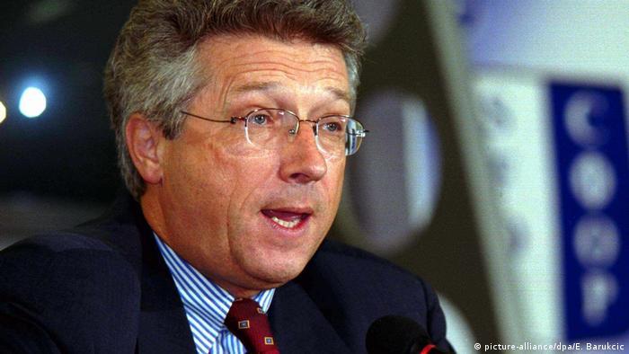 Bosnien Herzegowina Wolfgang Petritsch 1999