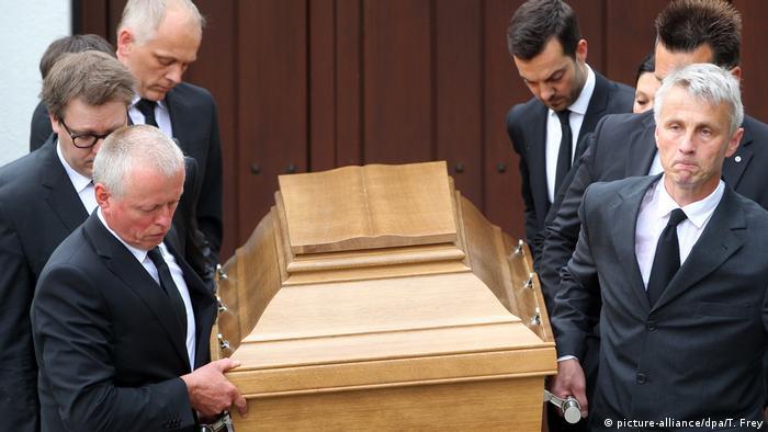 La moartea lui Helmuth Kohl