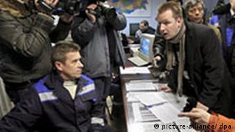 Medwedew setzt Abkommen über Gas-Kontrolleure außer Kraft