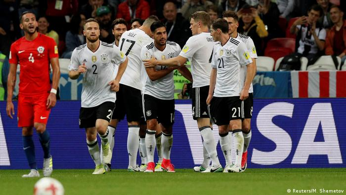 Germany Vs Chile What We Learned Sports German Football And Major International Sports News Dw 22 06 2017