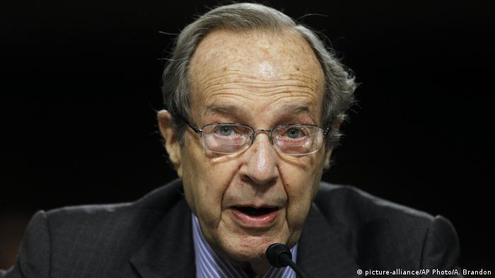 William Perry, ehemaliger US-Verteidigungsminister (picture-alliance/AP Photo/A. Brandon)