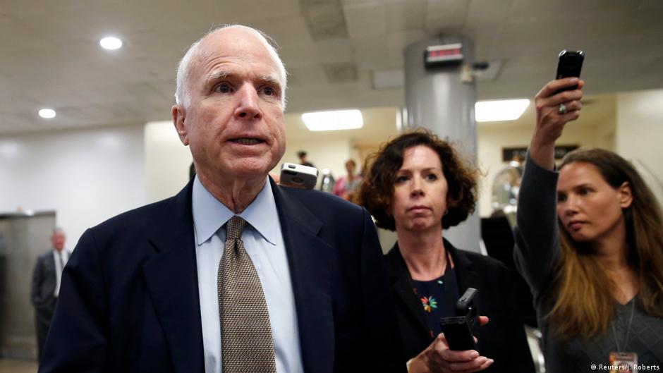 "Egyptian media: John McCain was the ""Godfather,"" ""leader ..."