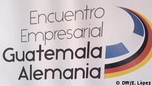 Wirtschaftstreffen Deutschland-Guatemala