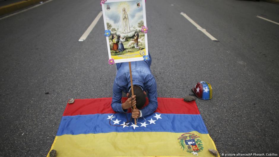US calls for international action on Venezuela's 'tragic situation'